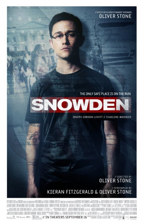 Snowden (2016) 1080p HEVC WEB-DL x265 840MB
