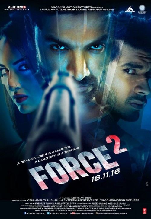 Force 2 (2016) Hindi DvD Scr x264 700MB
