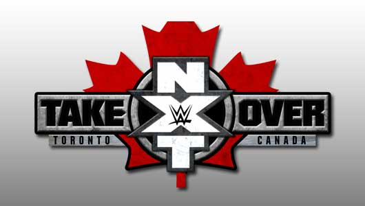 Watch WWE NXT Takeover: Toronto