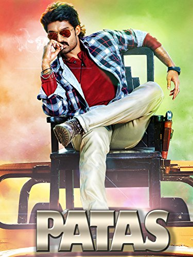 Patas (2016) Hindi Dubbed HDTV x264 700MB