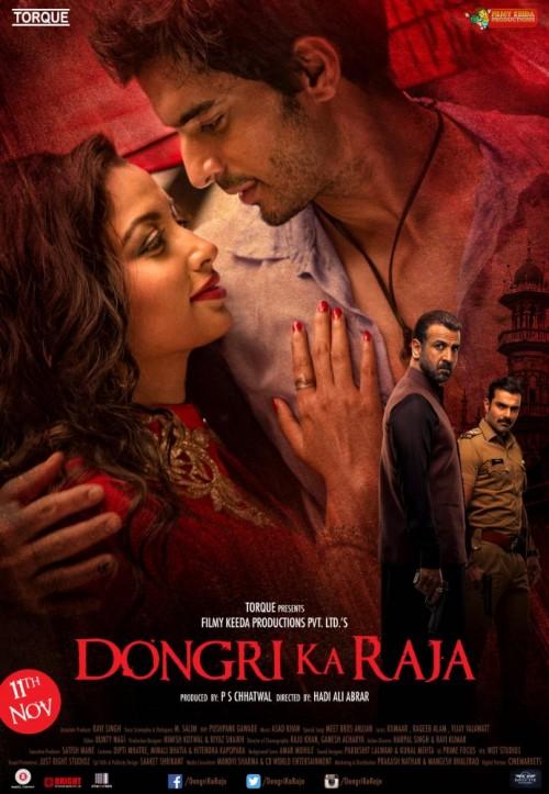 Dongri Ka Raja (2016) Hindi 480p HEVC WEBRip x265 300MB