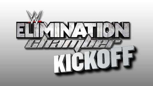 Elimination Chamber 2015 Kickoff