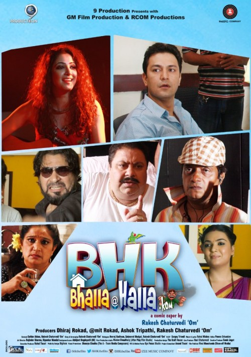 BHK Bhalla@Halla.Kom (2016) Hindi 1080p HEVC WEB-DL x265 725MB
