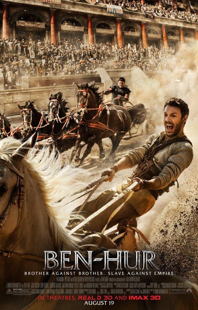 Ben-Hur (2016) 1080p Bluray x265 785 MB
