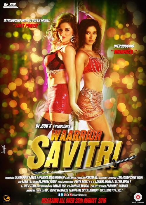 Warrior Savitri (2016) Hindi 720p HDRip x264 999MB