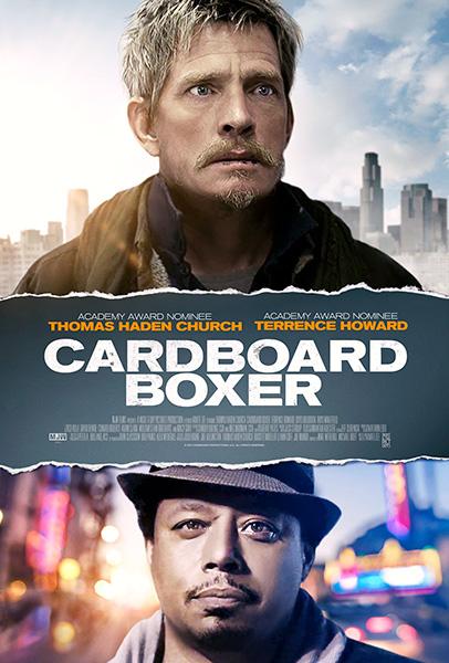 Cardboard Boxer (2016) 720p BluRay x264 655 MB