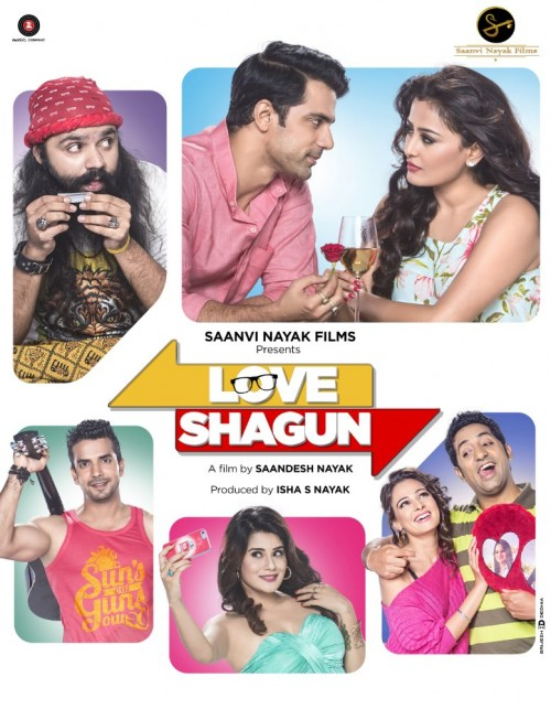Love Shagun (2016) Hindi 1080p HEVC WEB-DL x265 740MB