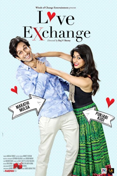 Love Exchange (2015) 720p WEBHDRip x264 999MB