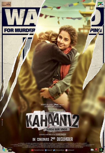 Kahaani 2 (2016) Hindi Untouched Desi Cam x264 800MB