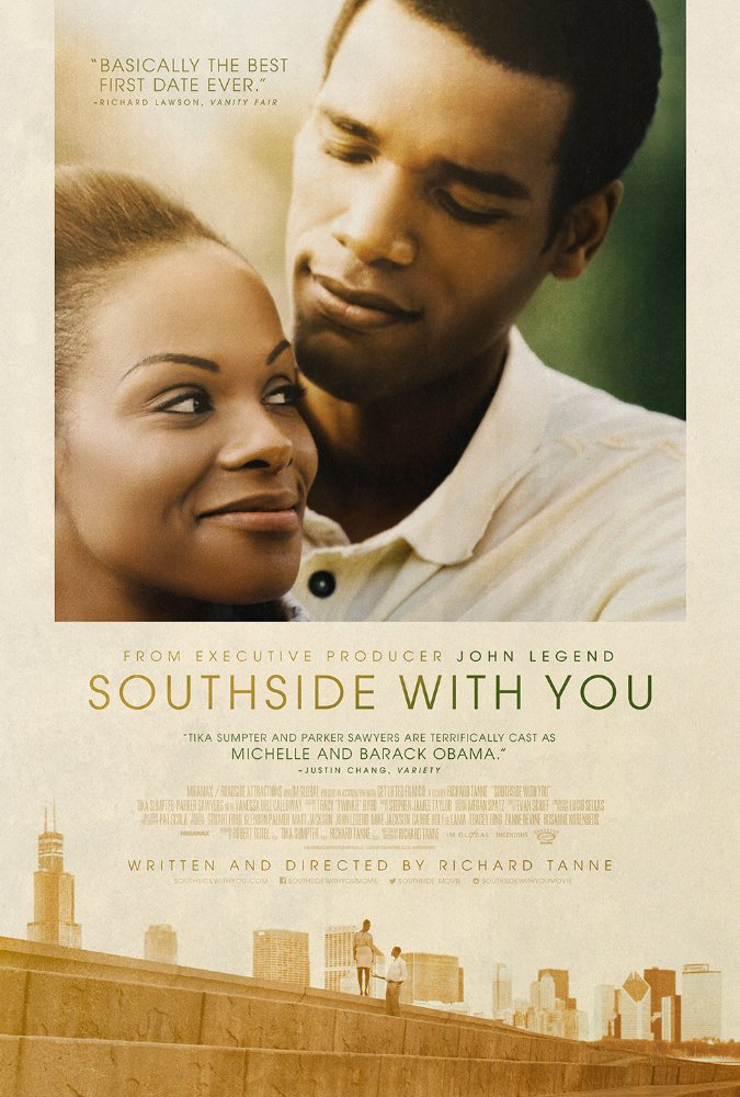 Southside with You (2016) 720p BluRay x264 611 MB