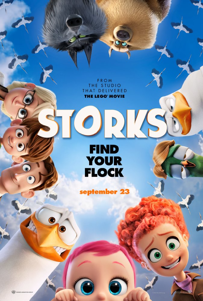 Storks (2016) 720p BluRay x264 638 MB