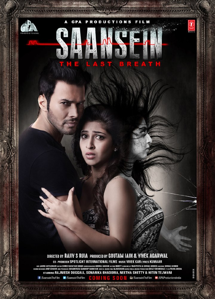 Saansein: The Last Breath (2016) 720p Hindi Desi pre DvD Rip – X264 700MB