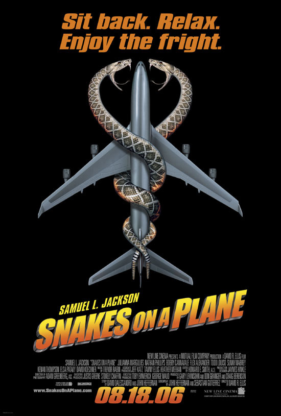 Snakes on a Plane (2006) 720p Hindi Dubbed BluRay x264 515 MB