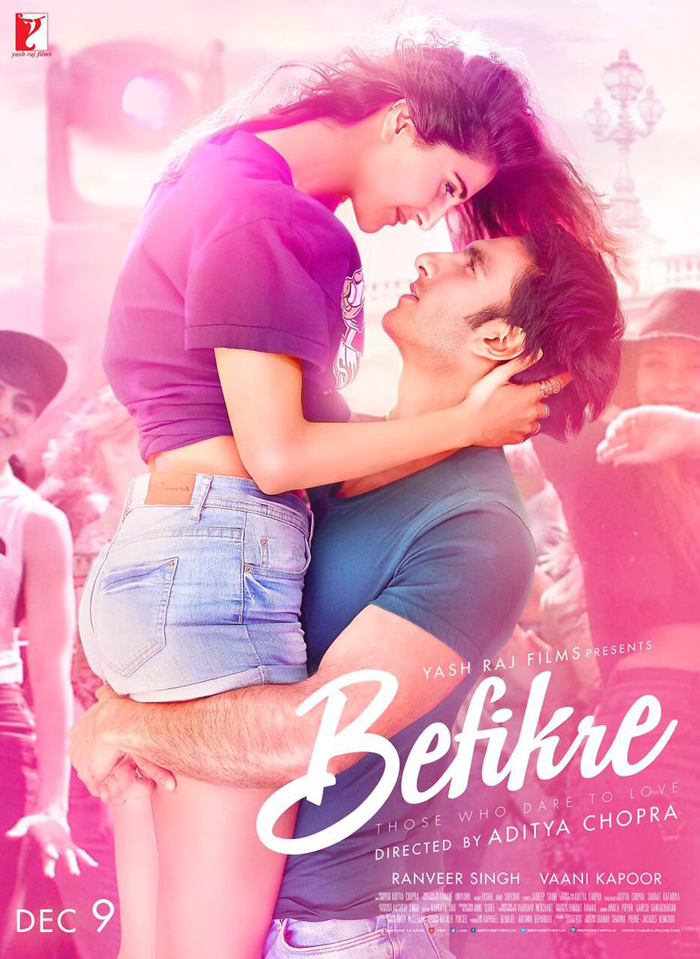Befikre (2016) Hindi 1080p HEVC BluRay x265 650MB