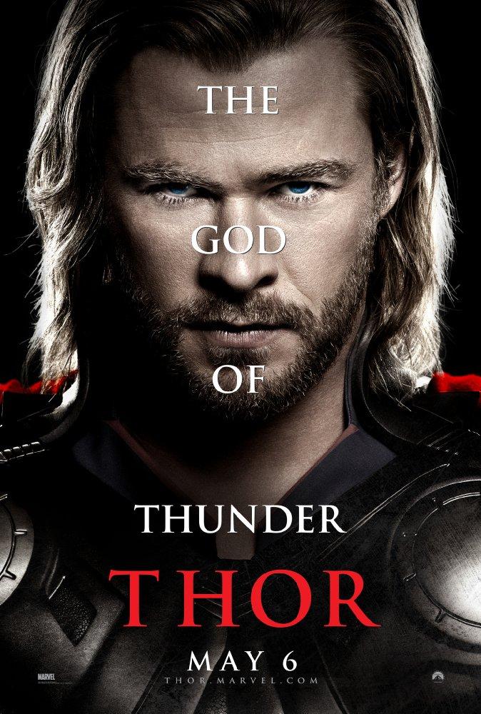Thor (2011)1080p Hindi Dubbed BRRip x264 724 MB