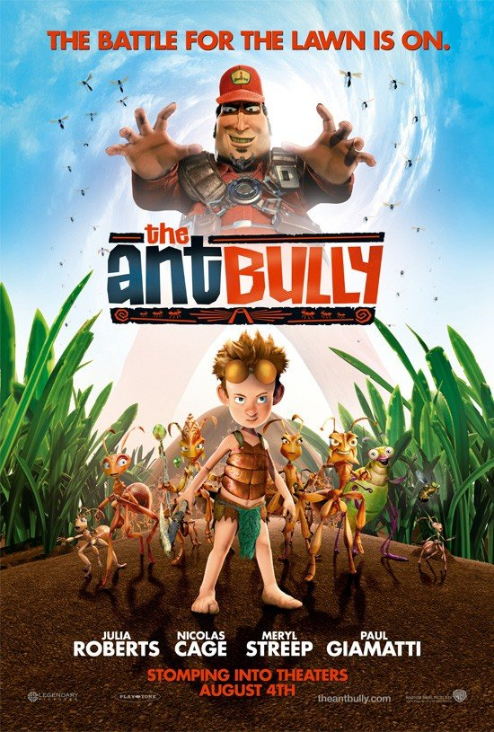 The Ant Bully (2006) 720p Hindi Dubbed BluRay x264 1.15 GB