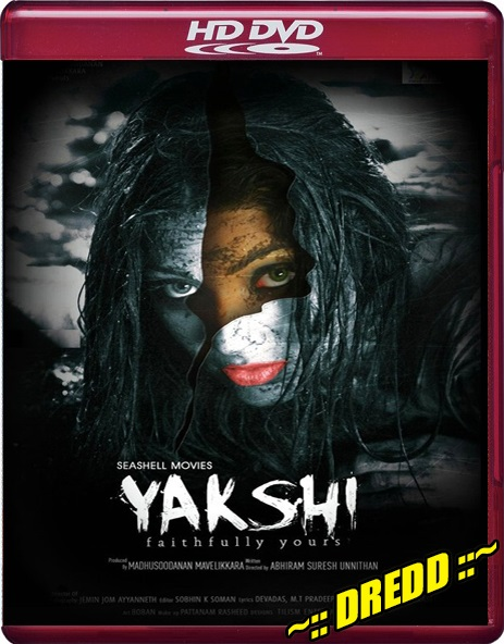 Yakshi Faithfully Yours (2012) 720p hindi Dubbed  HDRiP x264 910 MB