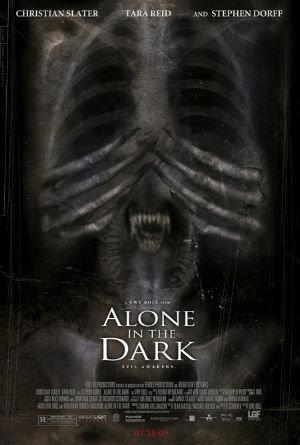 Alone in the Dark (2005) 720p Hindi Dubbed   BluRay x264 1 GB
