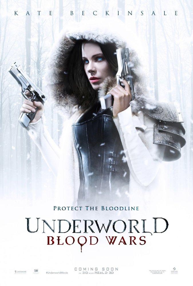 Underworld: Blood Wars (2016) 720P Hindi Dubbed  HDCAM  x264 580 MB