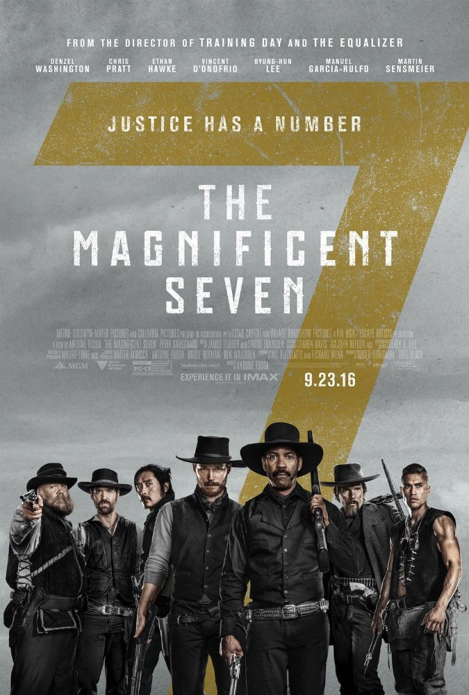 The Magnificent Seven 2016 Hindi Dubbed 720p BluRay x265