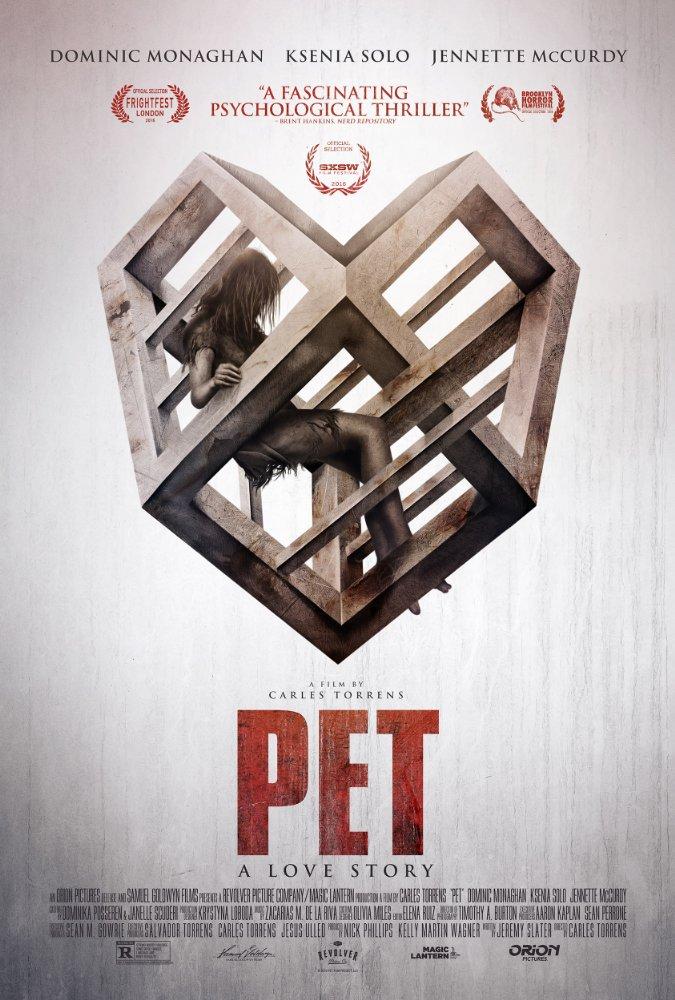 Pet (2016) 1080p HEVC Web-dl x265 591 MB