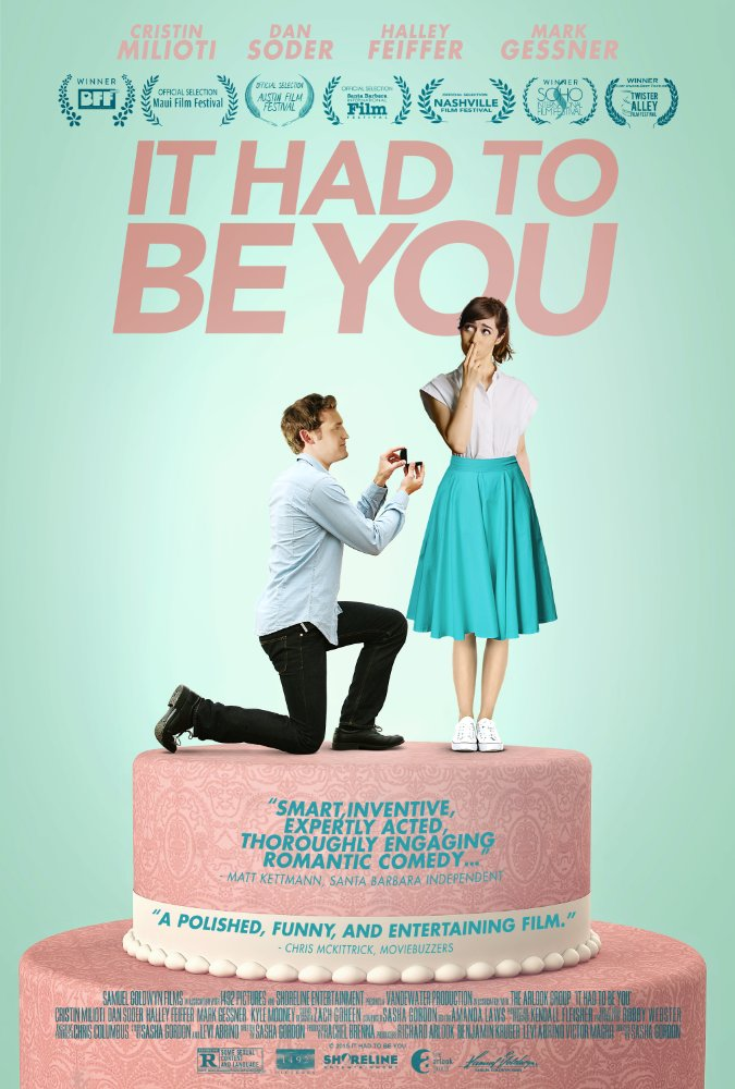 It Had to Be You (2015) HEVC HDRip xvid x265 389 MB