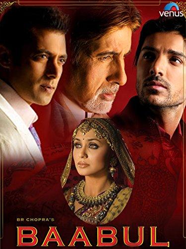Baabul (2006) 720p Hindi DVDRip-X264 1 GB
