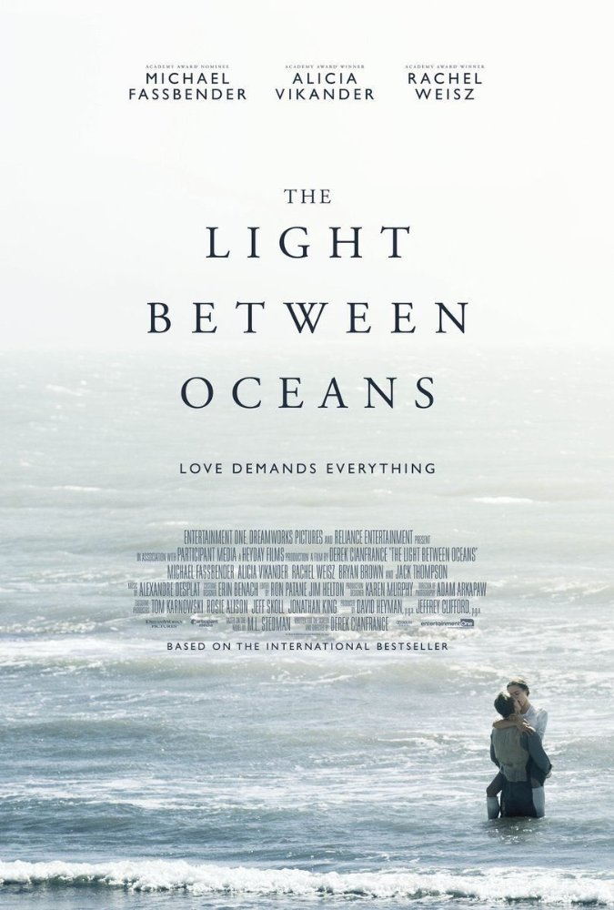 The Light Between Oceans (2016) 1080p HEVC Web-dl X265 835 MB
