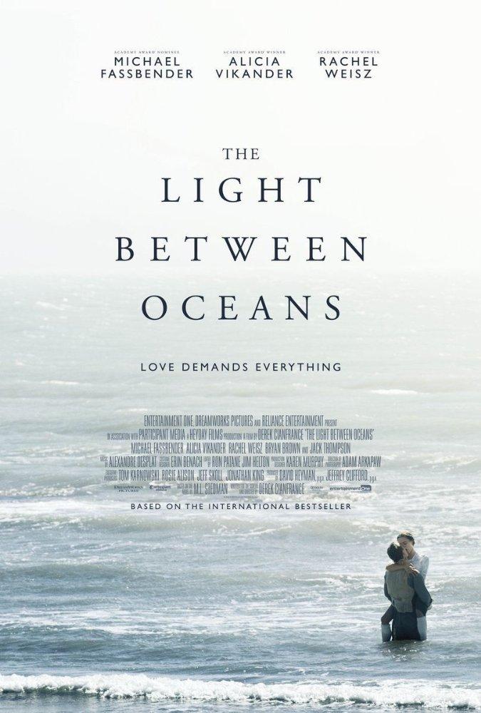 The Light Between Oceans (2016) 1080p HEVC Web-dl X265 835 MB