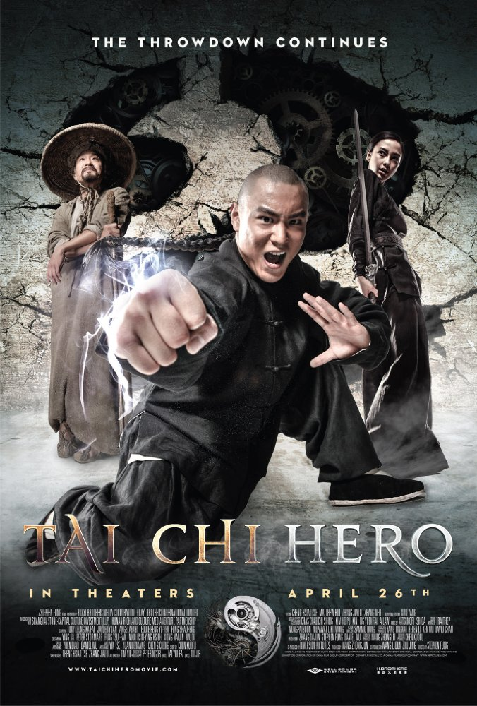 Tai Chi Hero (2012) Hindi Dubbed 720p BluRay x264 500 MB