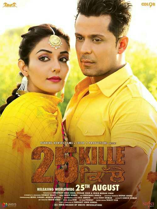 25 Kille (2016) Panjabi 1080p HEVC WEB-DL x265 880MB