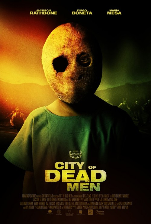 City of Dead Men (2016) HDRip x264 700MB