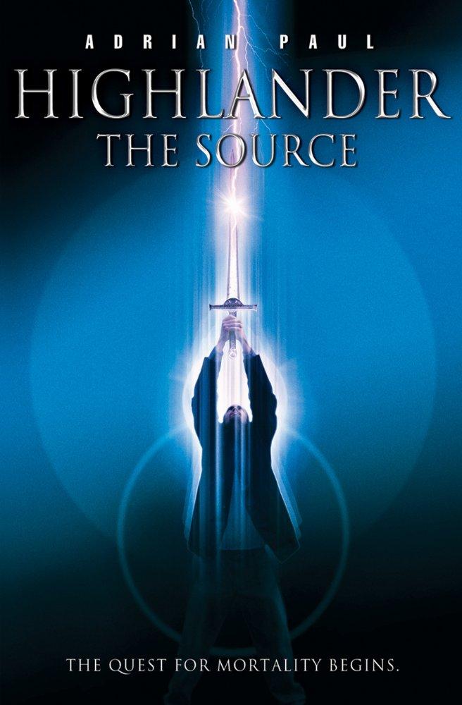 Highlander: The Source (2007) Hindi Dubbed 720p BluRay x264 490 MB
