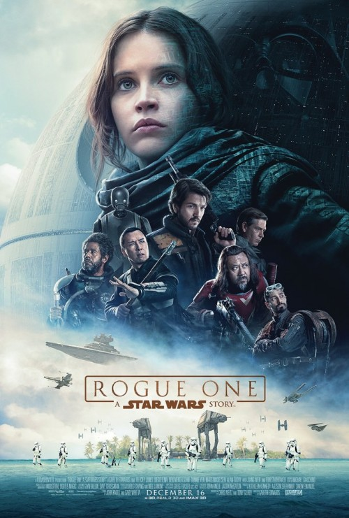Rogue One: A Star Wars Story (2016) HEVC HD CAMRip x265 790MB