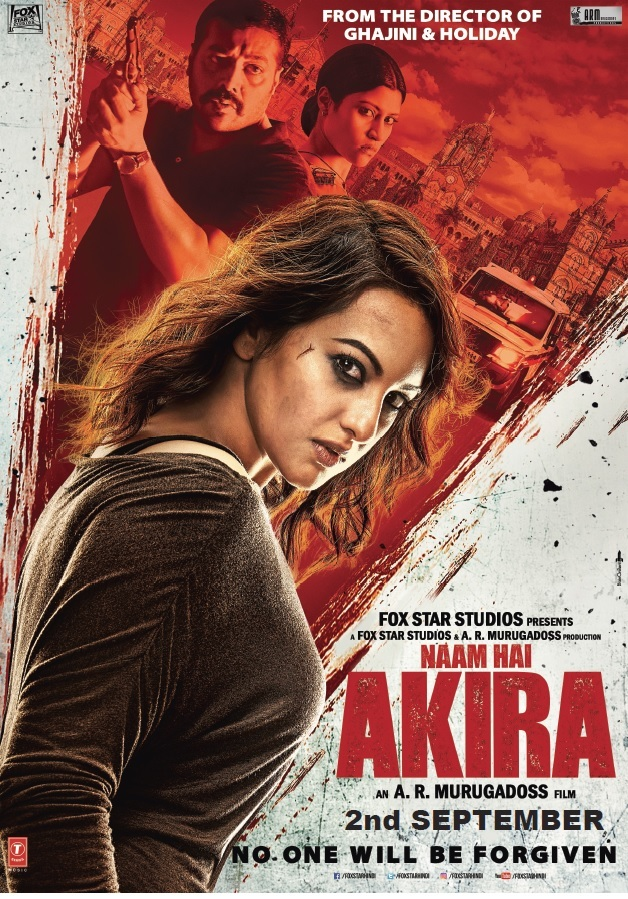 Akira (2016) Hindi 720p WEB-DL x264 640 MB