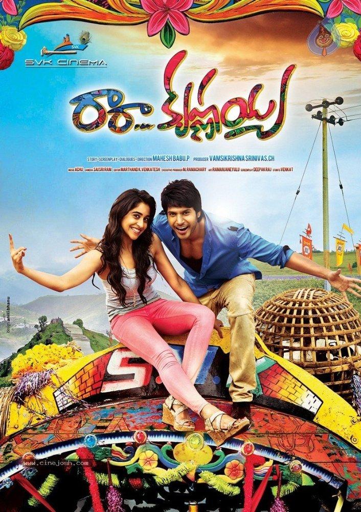 Ra Ra Krishnayya (2014) 720p Telugu WEB-DL x264 675 MB