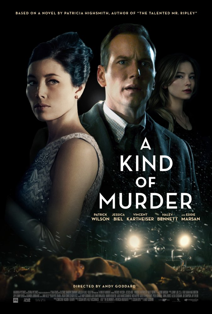 A Kind of Murder (2016) 1080p HEVC Web-dl X265 601 MB