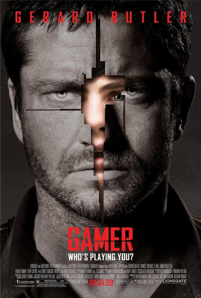 Gamer (2009) Hindi Dubbed 1080P HEVC x265 600 MB