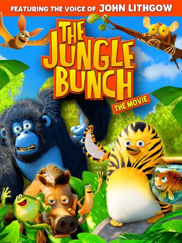 The Jungle Bunch: The Movie (2011) Hindi Dubbed 720p BluRay x264 665 MB