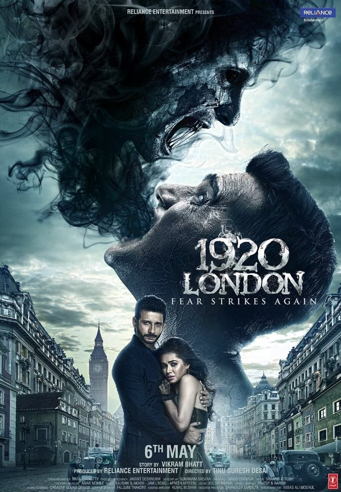 1920 London (2016) Hindi 1080p  Nfrip X264 715 MB