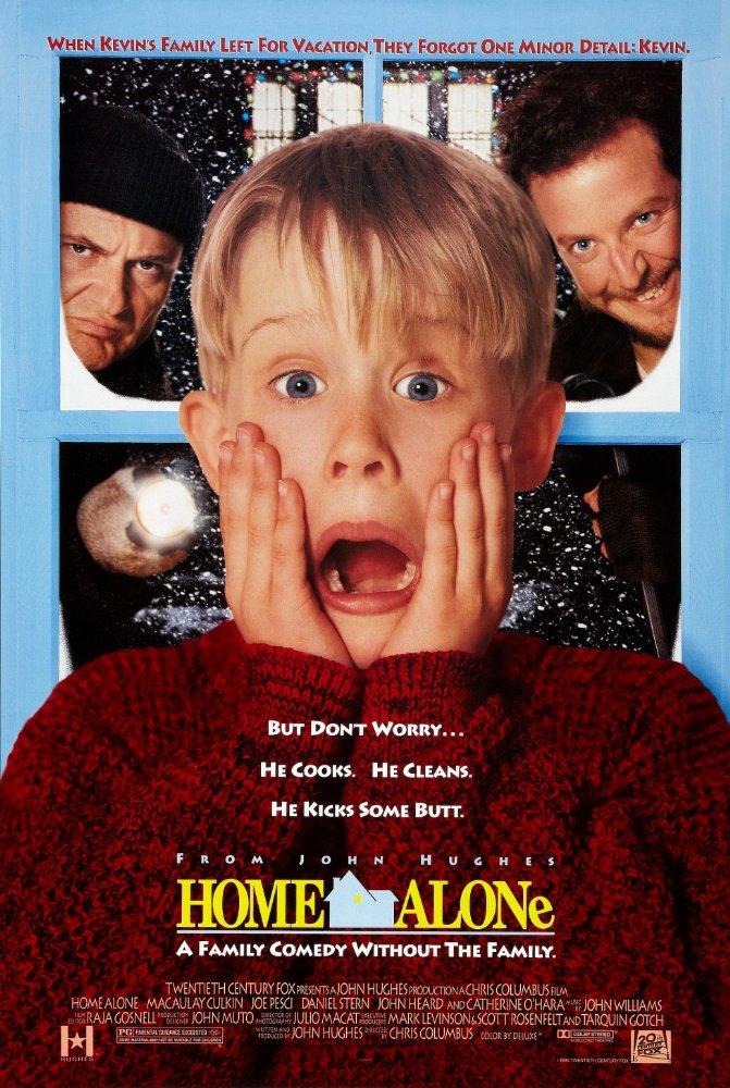 Home Alone (1990) 720p HEVC BluRay x265 500MB
