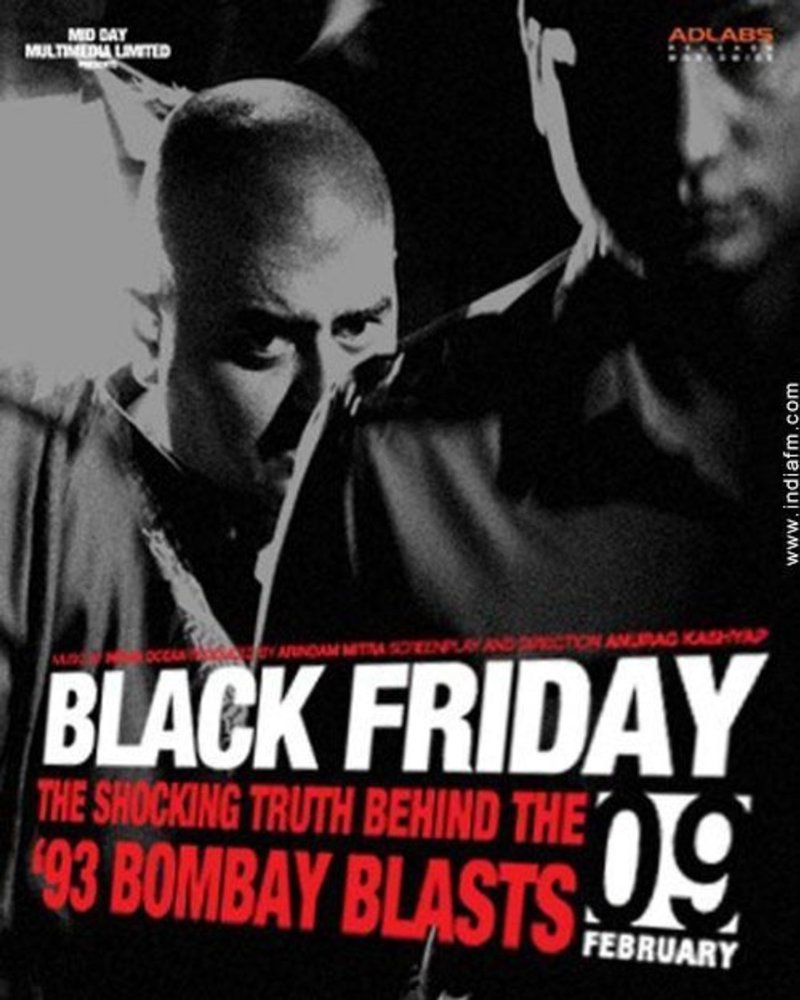 Black Friday (2004) Hindi 1080p NFrip x264  980 MB