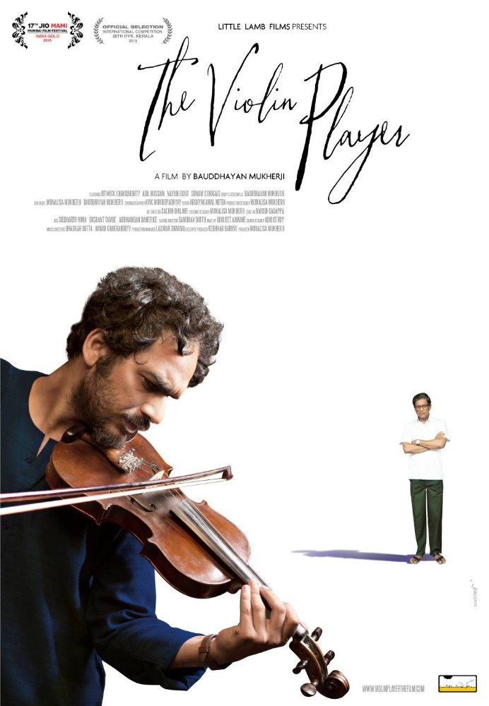 The Violin Player (2016) Hindi 1080p NFrip x264 455 MB