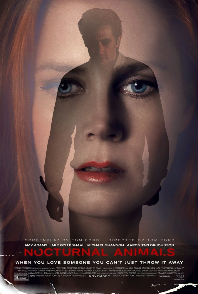 Nocturnal Animals (2016) 1080p HEVC Webrip x265 708 MB