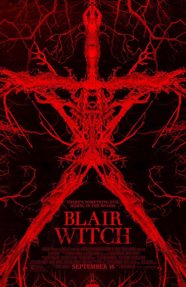 Blair Witch (2016) 720p BluRay x264 655 MB