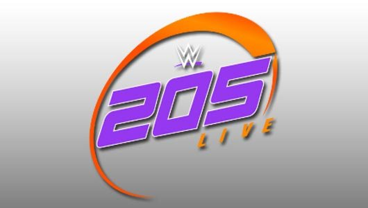 watch wwe 205 live 7/10/2018