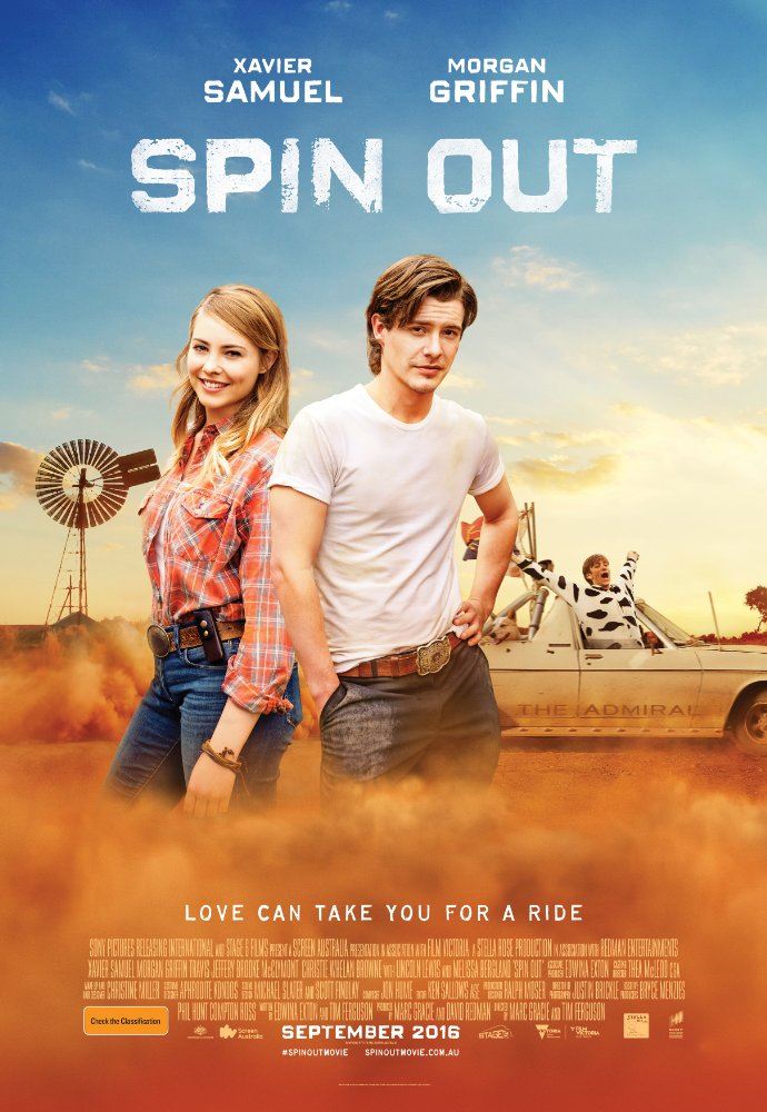 Spin Out (2016) 720p WEBRip x264 656 MB