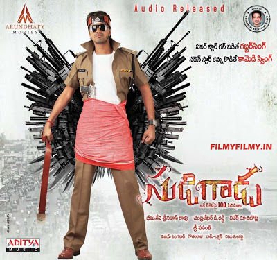 Sudigadu (2012) Hindi Dubbed 720p Hdrip X264 675 MB
