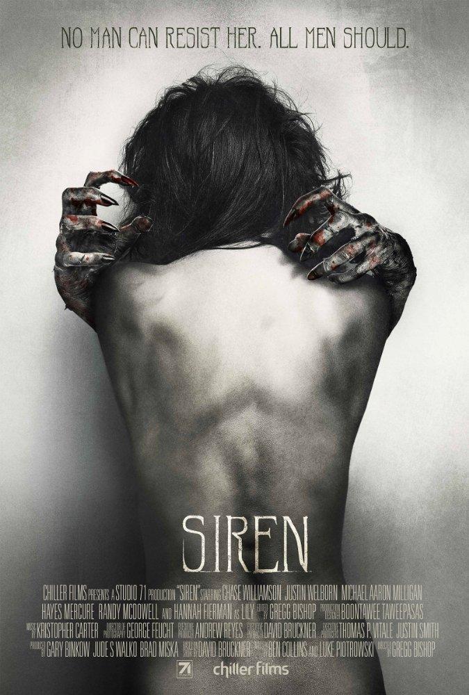 SiREN (2016) DVDRip x264 694 MB