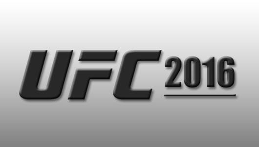 Watch UFC Now Best of 2016
